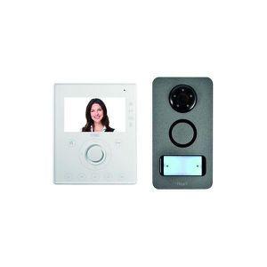 interphone video urmet achat vente interphone video. Black Bedroom Furniture Sets. Home Design Ideas