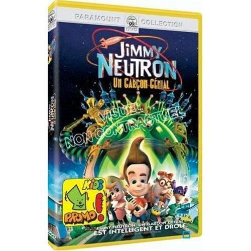 DVD FILM DVD Jimmy Neutron un garçon génial