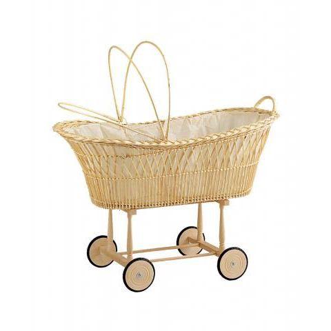 chariot en bois avec couchage l 100 cm nbe1130c achat. Black Bedroom Furniture Sets. Home Design Ideas