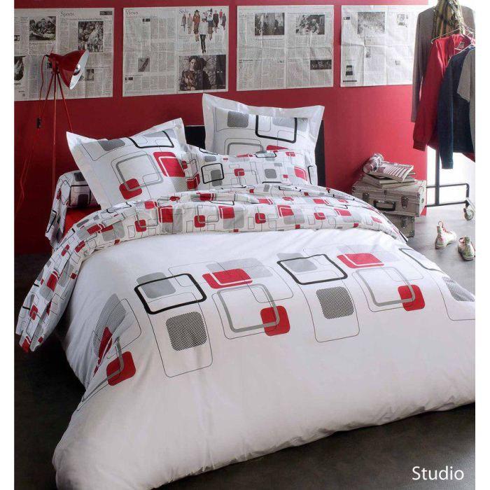 parure de lit les bons plans de micromonde. Black Bedroom Furniture Sets. Home Design Ideas