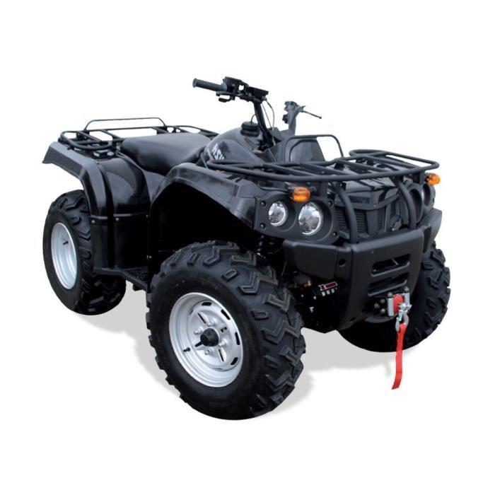 quad utilitaire 400cc homologu bison 400 noir hsun achat vente quad quad utilitaire. Black Bedroom Furniture Sets. Home Design Ideas