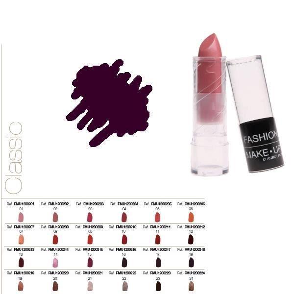 Maquillage rouge l vres couleur aubergine achat vente rouge a l vres maquillage rouge for Aubergine couleur