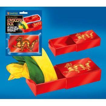 JEU MAGIE Dragon mystery box (La boîte mystère du dragon) [