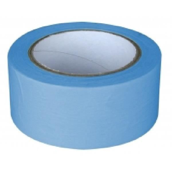 ruban de masquage bleu 25 m x 50 mm achat vente adh sif cdiscount. Black Bedroom Furniture Sets. Home Design Ideas