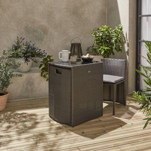 tables chaises fauteuils achat vente tables chaises fauteuils pas cher les soldes. Black Bedroom Furniture Sets. Home Design Ideas