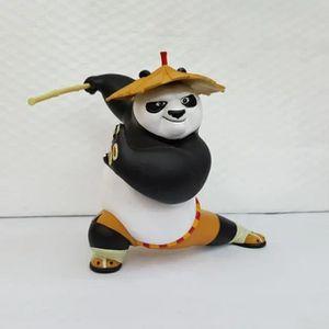 figurine kung fu panda achat vente jeux et jouets pas chers. Black Bedroom Furniture Sets. Home Design Ideas