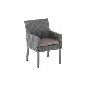 Fauteuil de jardin kettler achat vente fauteuil de - Fauteuil resine tressee pas cher ...