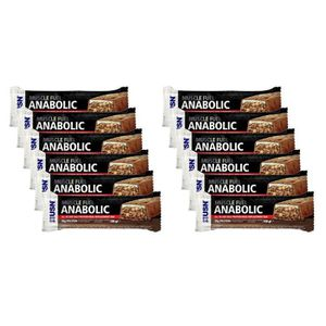 PROTÉINE USN Protéine Muscle Fuel Anabolic Barres  Cookies