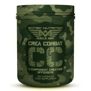 CRÉATINE Crea Combat de SCITEC Nutrition