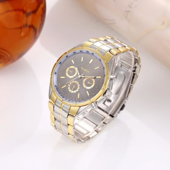 Montre homme luxe or - Montre luxe homme ...