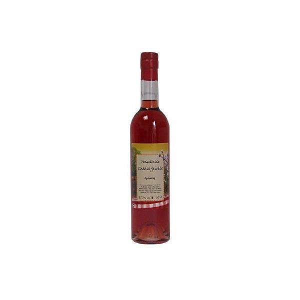 Ap ritif framboise cassis griotte achat vente for Aperitif maison a base de vin
