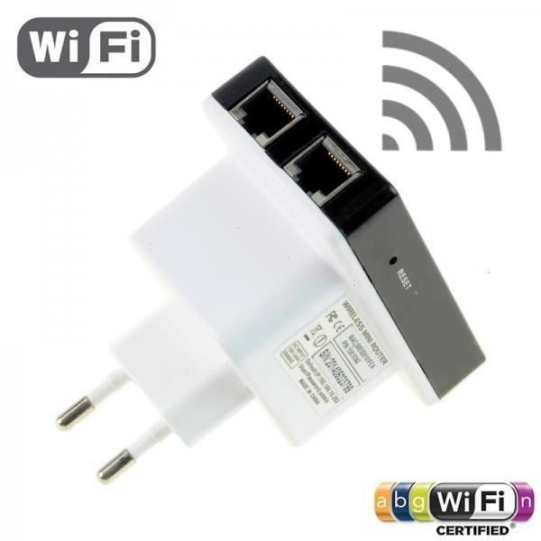 100 mini routeur wireless n originl r p teur wifi range expander 300m antenne signal booster - Repeteur wifi cpl ...