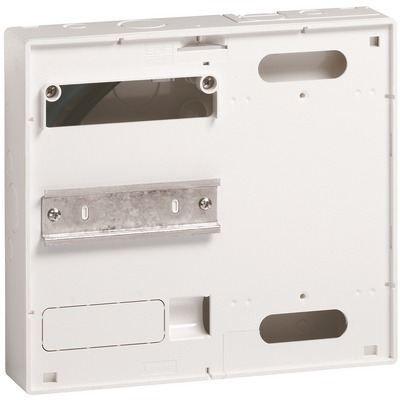 platine pour disjoncteur et compteur lectrique achat vente disjoncteur cdiscount. Black Bedroom Furniture Sets. Home Design Ideas