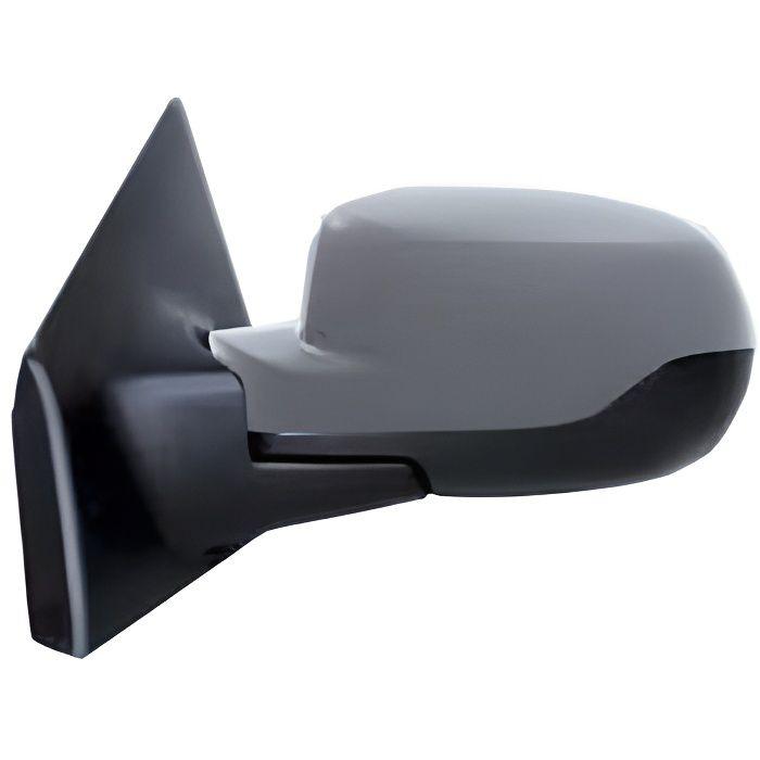 retroviseur exterieur gauche electrique coque a peindre renault clio 3 phase 2 de 2009 a 2012. Black Bedroom Furniture Sets. Home Design Ideas
