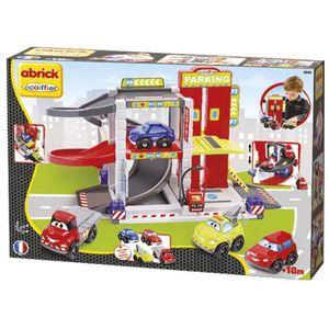 garage avec ascenseur achat vente jeux et jouets pas chers. Black Bedroom Furniture Sets. Home Design Ideas