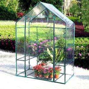 Serre de jardin 6x4 achat vente serre de jardin 6x4 - Serre souple de jardin ...