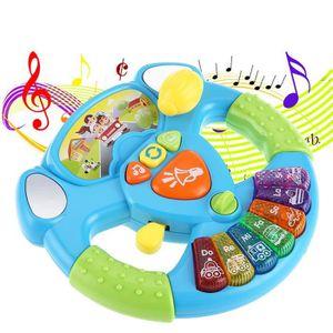 LIVRE D'ÉVEIL Kids Electronic Little Rotation Princess Piano Mus