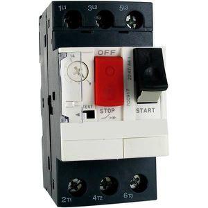 disjoncteur moteur achat vente disjoncteur moteur pas cher cdiscount. Black Bedroom Furniture Sets. Home Design Ideas