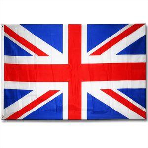 Drapeau anglais achat vente pas cher les soldes sur - Drapeau rouge avec drapeau anglais ...