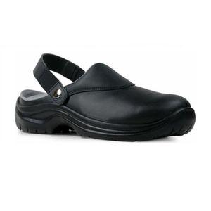 chaussure de cuisine noir achat vente chaussure de cuisine noir pas cher soldes cdiscount. Black Bedroom Furniture Sets. Home Design Ideas