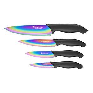 ENSEMBLE DE DÉCOUPE PRADEL EXCELLENCE Coffret de 4 couteaux de cuisine