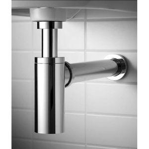 siphon lavabo hauteur reglable achat vente siphon lavabo hauteur reglable pas cher cdiscount. Black Bedroom Furniture Sets. Home Design Ideas