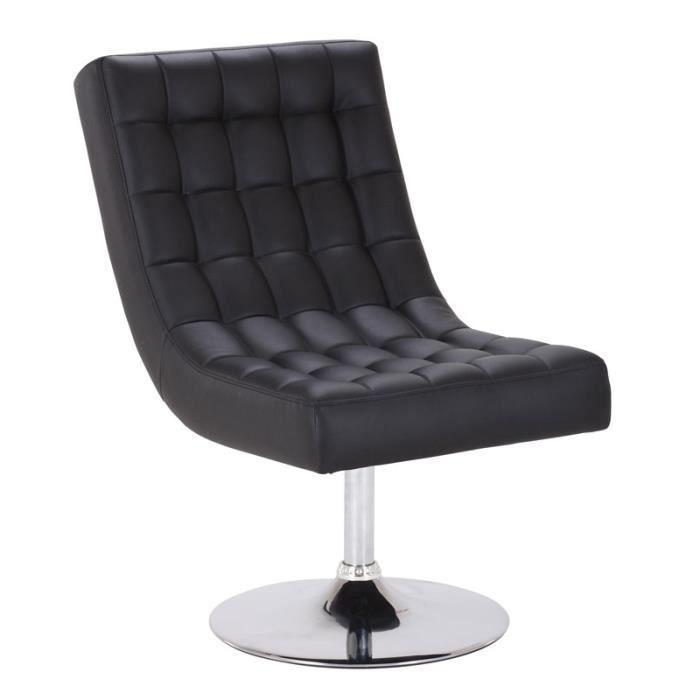 fauteuil relaxation bureau salle d 39 attente chaise achat vente chaise de bureau noir soldes. Black Bedroom Furniture Sets. Home Design Ideas