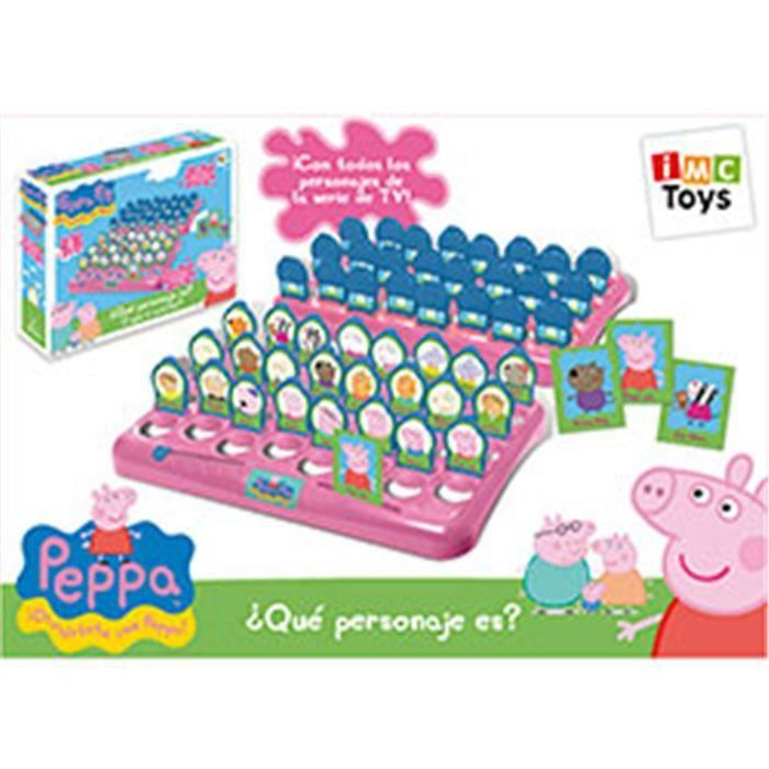 Devinez quel personnage est peppa pig achat vente jeu - Jeux de peppa ...