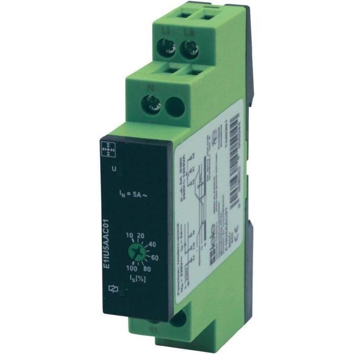Branchement relais danfoss 103n0021