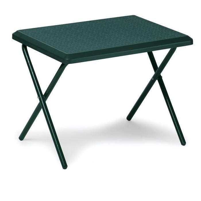 table basse de camping verte prix pas cher cadeaux de no l cdiscount. Black Bedroom Furniture Sets. Home Design Ideas