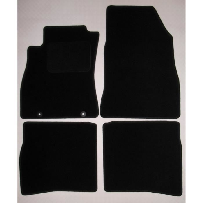 tapis de sol sur mesure pour nissan pulsar 2014 achat vente tapis de sol tapis de sol sur. Black Bedroom Furniture Sets. Home Design Ideas