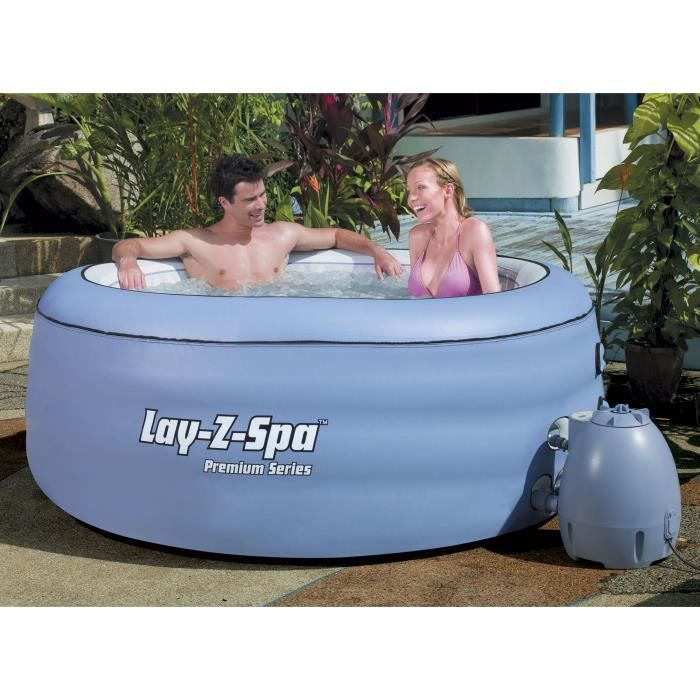 Spa gonflable bestway 900 l achat vente spa complet kit spa spa gonflab - Spa gonflable discount ...