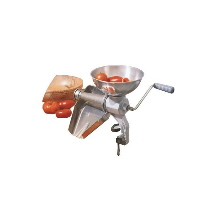 Appareil coulis de tomates manuel n 5 en inox achat for Appareil de cuisson 5 en 1