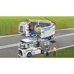 LEGO City 60044 L' Unité de Police Mobile