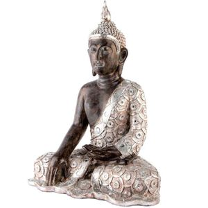 grande statue bouddha achat vente grande statue. Black Bedroom Furniture Sets. Home Design Ideas