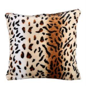 coussin leopard achat vente coussin leopard pas cher les soldes sur cdiscount cdiscount. Black Bedroom Furniture Sets. Home Design Ideas