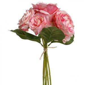 Bouquet pivoine artificielle achat vente bouquet for Prix bouquet de fleurs