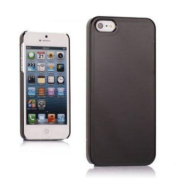 Coque plastique effet miroir noir pour iphone 5 coque for Effet miroir photo iphone