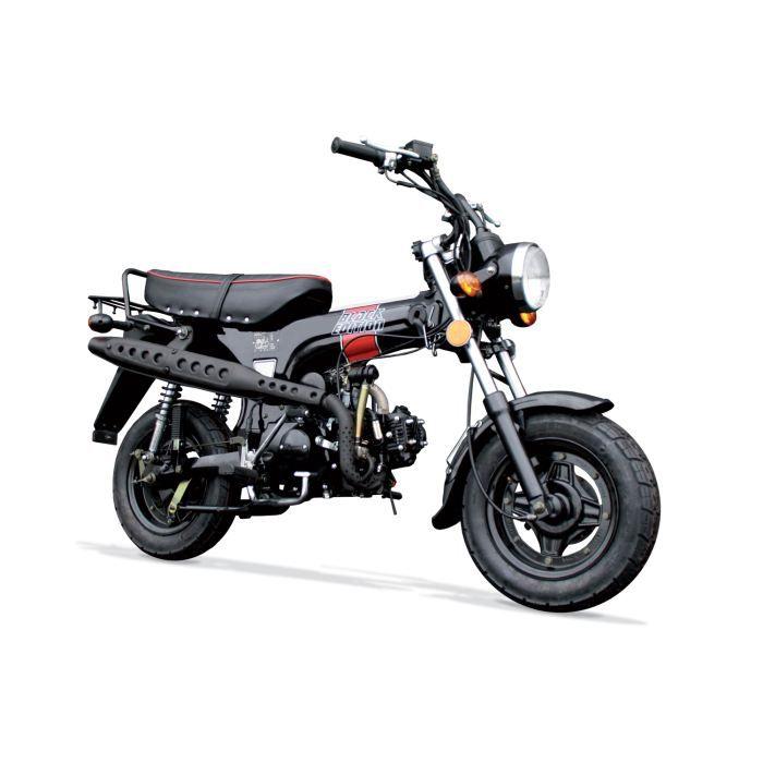 dax 50 black edition skyteam achat vente moto dax 50 black edition skyteam soldes. Black Bedroom Furniture Sets. Home Design Ideas