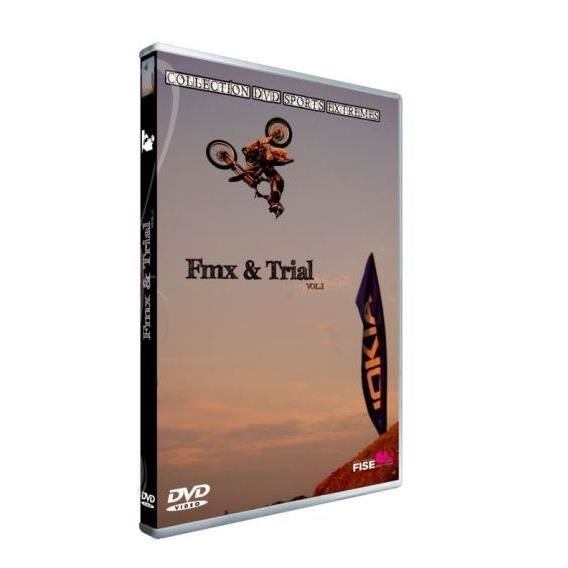 dvd documentaires fmx and trial volume  f sta
