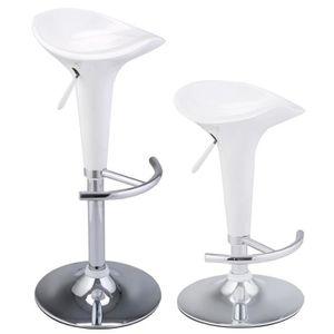 chaise haute de bar achat vente chaise haute de bar pas cher cdiscount. Black Bedroom Furniture Sets. Home Design Ideas