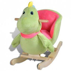 Petit fauteuil tissu achat vente petit fauteuil tissu for Chaise a bascule enfant