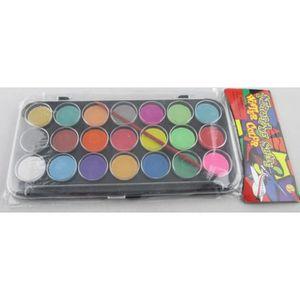 Coffrets de rangements palettes achat vente pas cher - Palette de couleurs peinture ...
