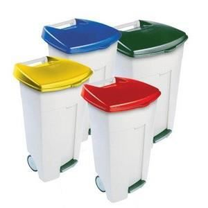 conteneur poubelle achat vente conteneur poubelle pas cher cdiscount. Black Bedroom Furniture Sets. Home Design Ideas