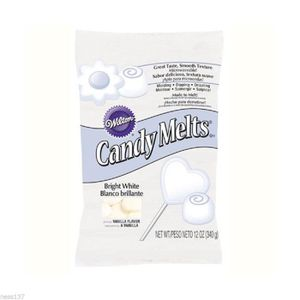 colorant alimentaire candy melts colorburst blanc brillant 340 g wilt - Colorant Alimentaire Blanc