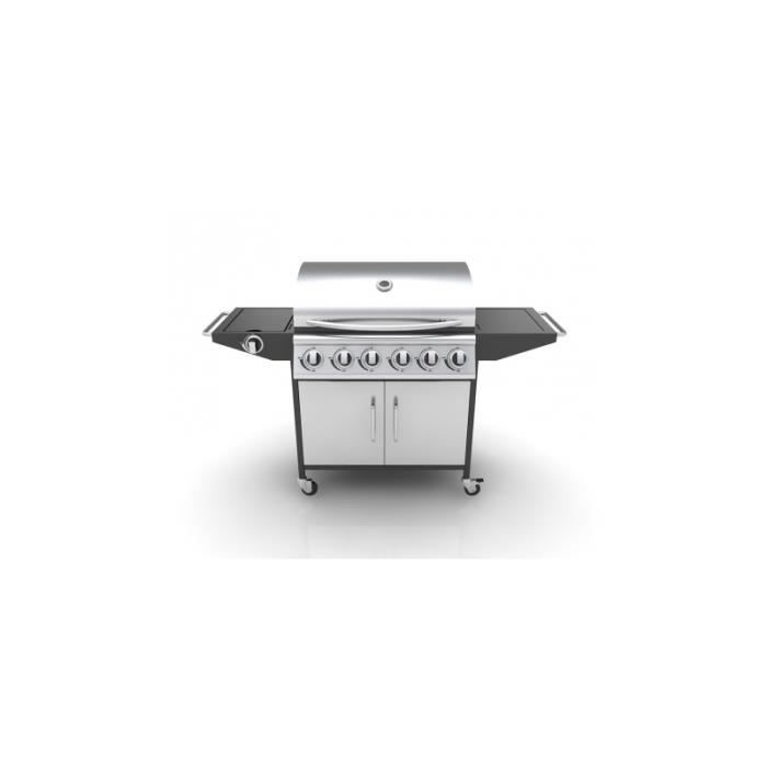 barbecue gaz 6 br leurs achat vente barbecue. Black Bedroom Furniture Sets. Home Design Ideas