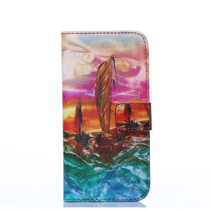 Mokiwi etui coque housse peinture bateau iphone 6plus 5 5 housse chaussette avis et prix - Peinture coque bateau ...