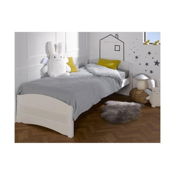 Lit enfant sens achat vente structure de lit lit enfant sens cdiscount - C discount lit enfant ...
