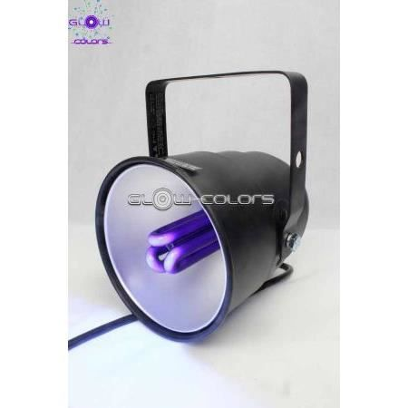 projecteur ampoule lumi re noire 25w incluse lampe et. Black Bedroom Furniture Sets. Home Design Ideas
