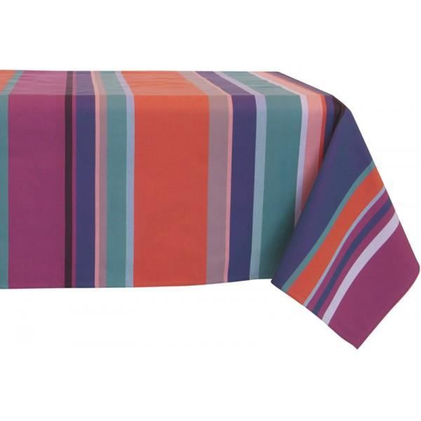 nappe enduite basque frida tissage de luz npe achat vente nappe de table cdiscount. Black Bedroom Furniture Sets. Home Design Ideas